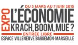 """""""Politiques monétaires : quelle efficacité?"""", Exposition """"L'économie, Krach, Boom, Mue"""", Marseille, 12 mai2015"""